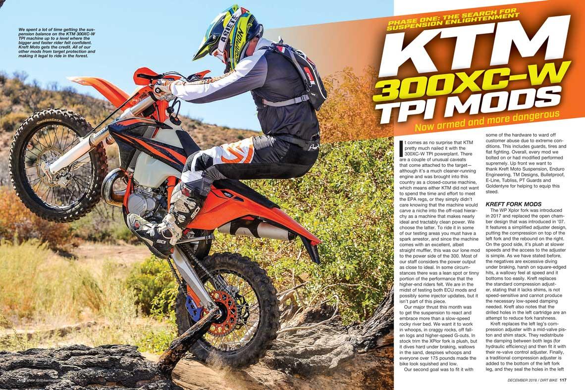 Media reviews — Kreft Moto