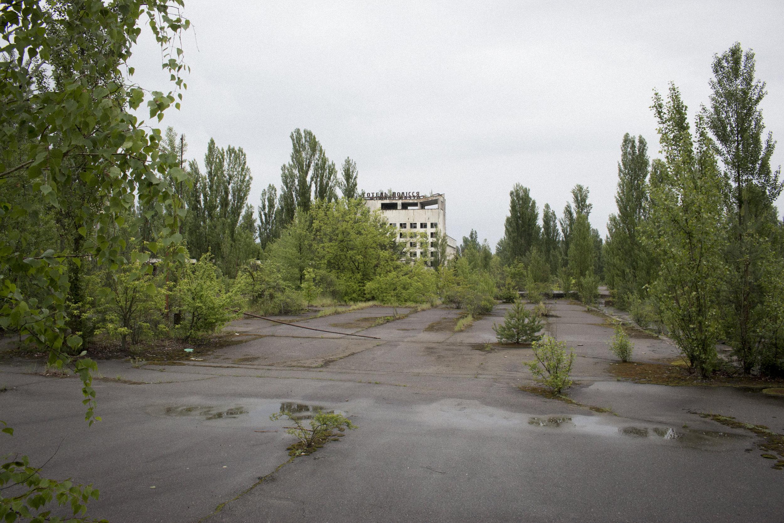 Pripyat Centre