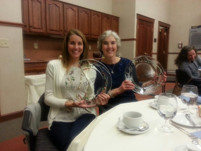 Jen and Alison were First and Second level champions for FDCTA