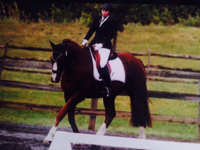 Rode Oakdale's Liam to 2nd-Level Championship and 2nd-3 67%, not bad for a catch ride!