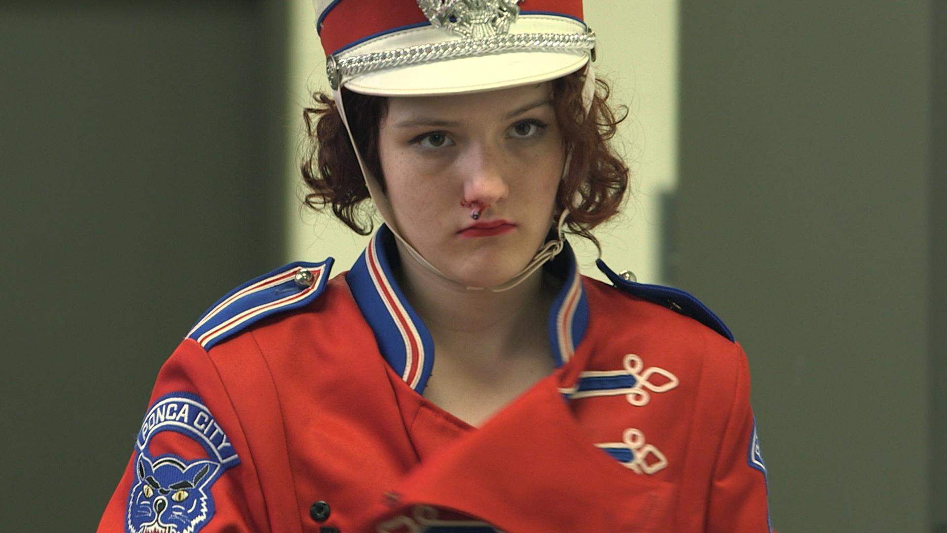 Kesley Ashby-Middleton in Jennifer Reeder's  Blood Below the Skin  (2015)