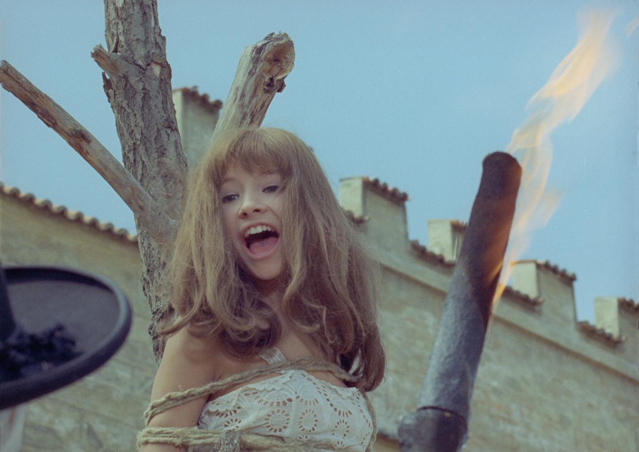 Jaroslava Schallerov   á     in Valerie and Her Week of Wonders.