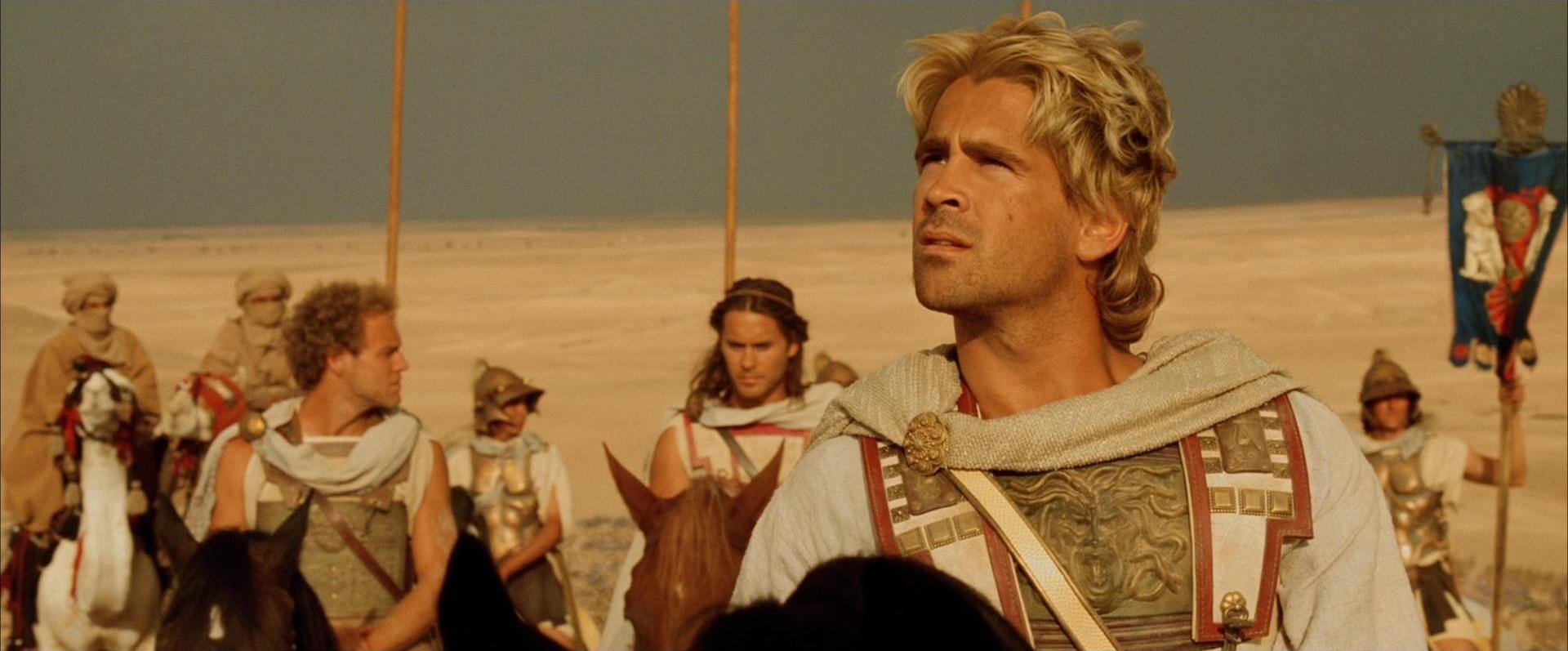 Colin Farrell in Oliver Stone's  Alexander