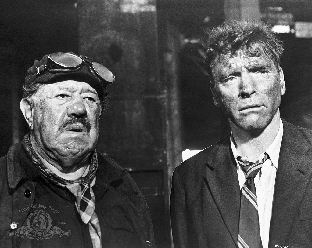 "A vehicle for ""real, real, real movie star"" Burt Lancaster,  The Train  brings him together with another screen great, French actor Michel Simon"