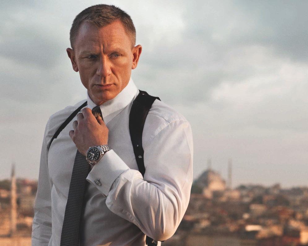 Daniel Craig in 2012's  Skyfall