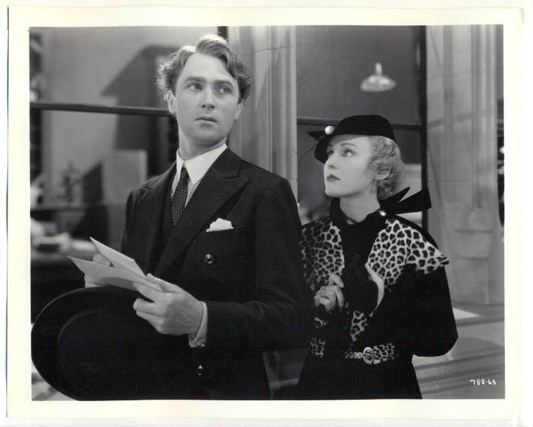 Brian Aherne and Maddie Wyle in  What Every Woman Knows