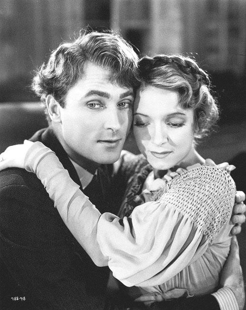 Brian Aherne and Helen Hayes in  What Every Woman Knows