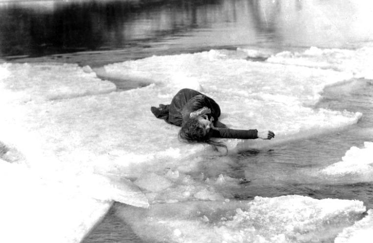 Gish on ice