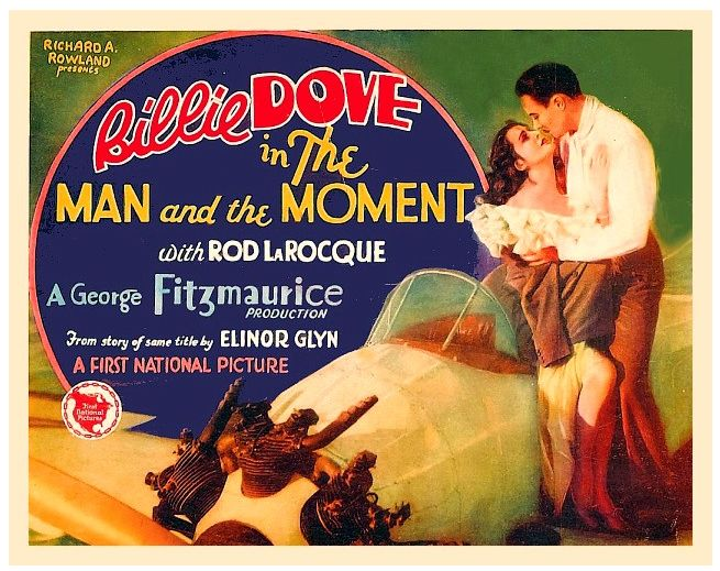 The Man and the Moment (1929) lobby card