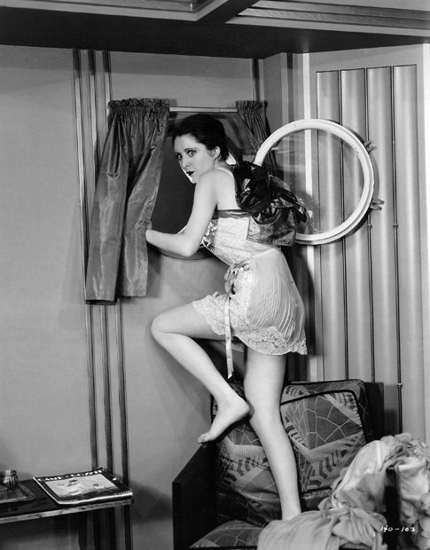 Billie Dove in  The Man and the Moment