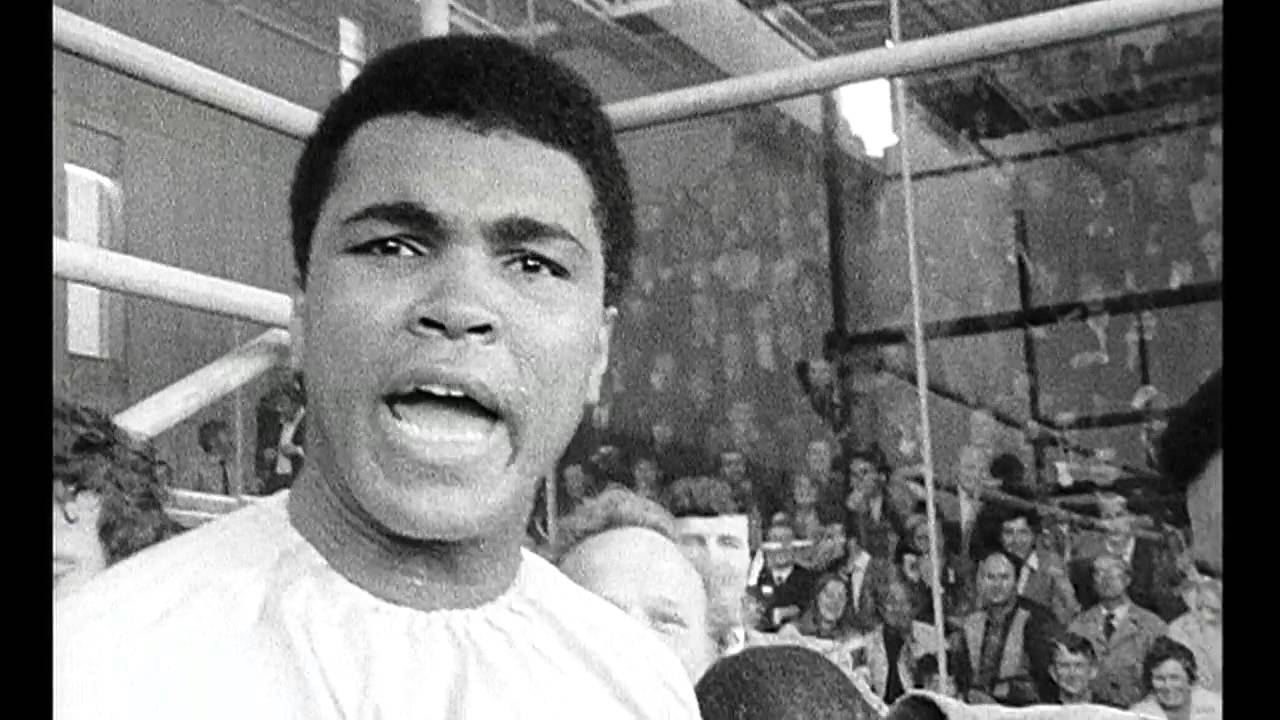 When Ali Came to Ireland   documents Irish carny Butty Sugrue's successful bid to bring Muhammad Ali to Ireland in 1972.