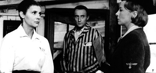 Thanks to Communist Party censors, Polish films addressing the Holocaust, such as  Andrzej Munk's The Passenger (1963), had to walk a fine line