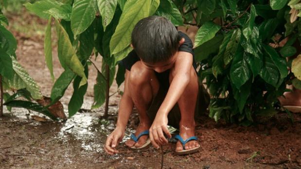 Filipino photographer Shireen Seno's debut feature, Big Boy