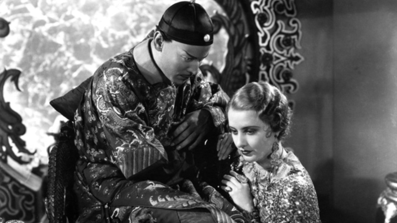 The most visually exquisite of Capra's films,  The Bitter Tea of General Yen i s stylistically reminiscent of Josef von Sternberg