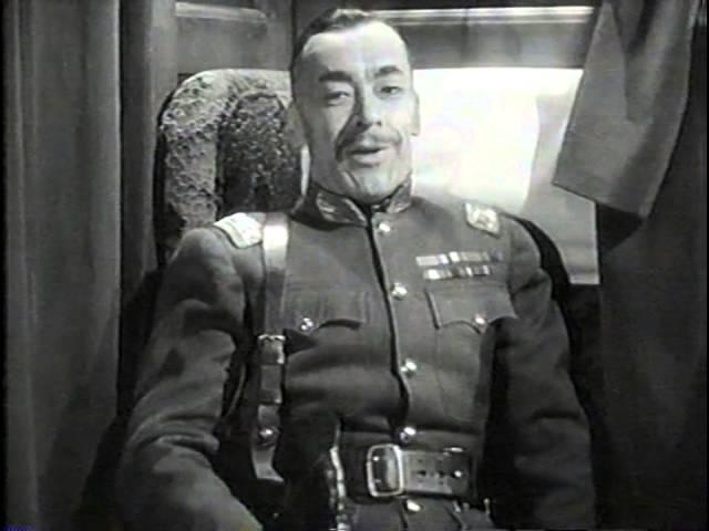 Karloff as Fang in  West of Shanghai