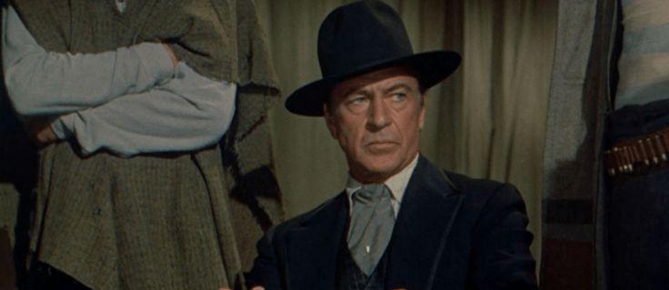 Gary Cooper as Doc Frail