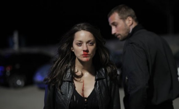 Marion Cotillard and the audience take a pounding in Jacques Audiard's  Rust and Bone