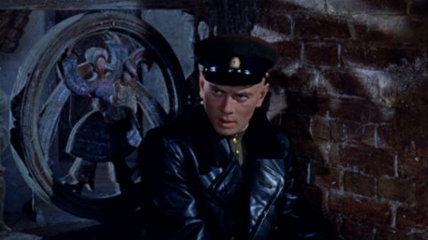 Yul Brynner as Major Surov