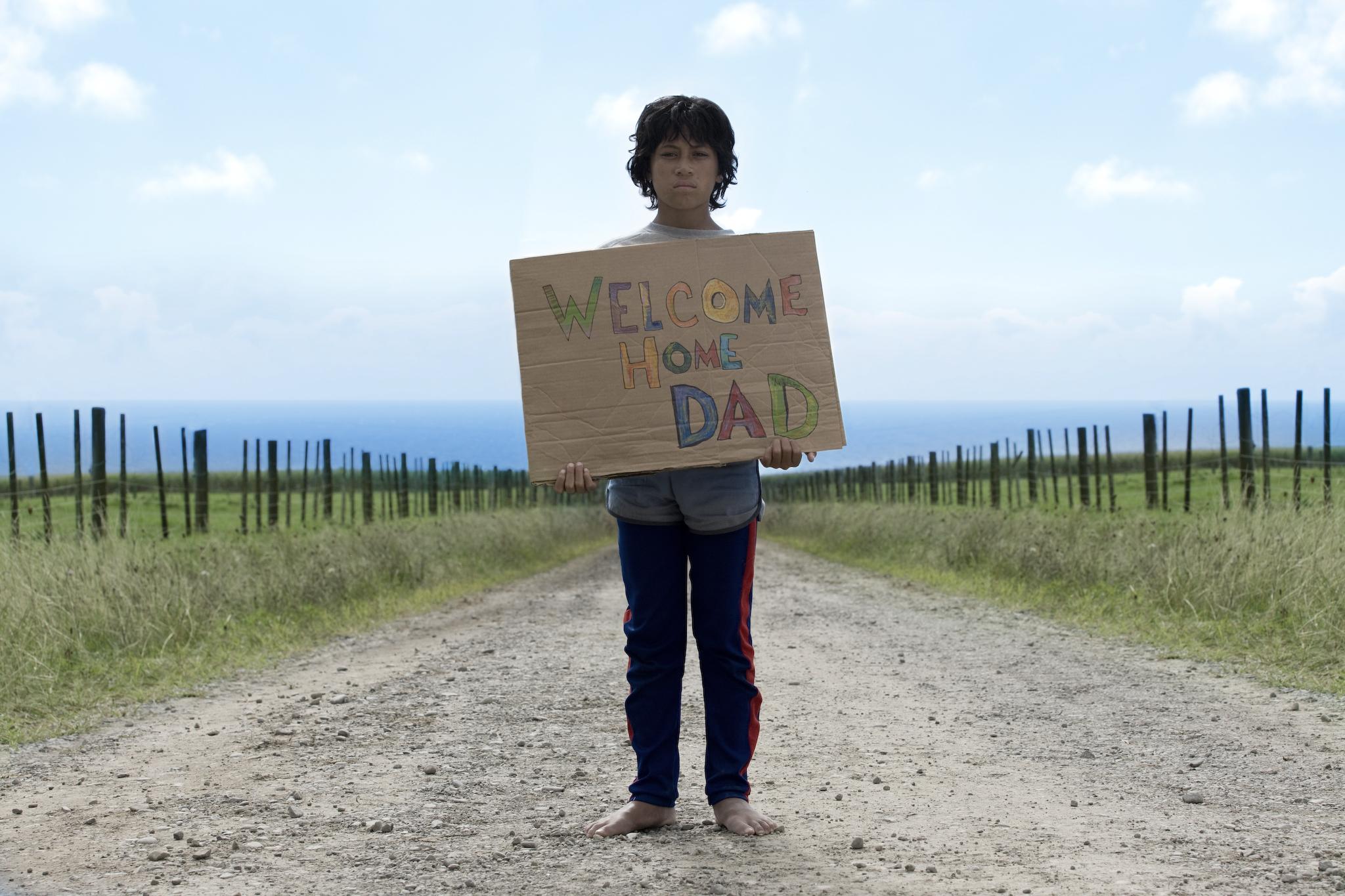 James Rolleston in Taika Waititi's Boy