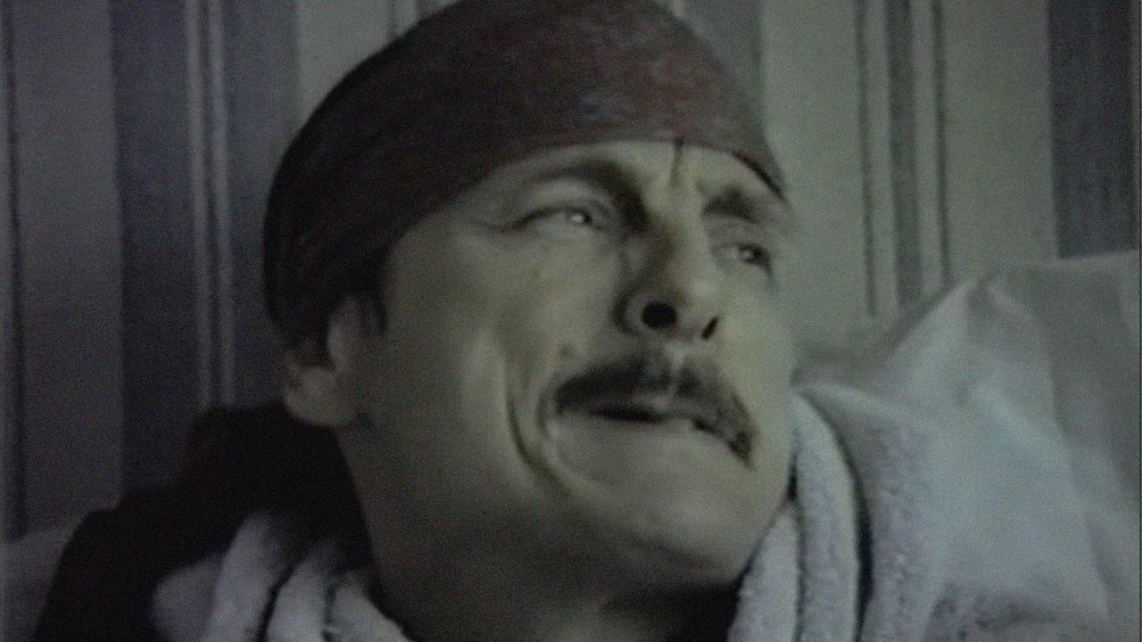 Tarkovsky in Chris Marker's  One Day in the Life of Andrei Arsenevich
