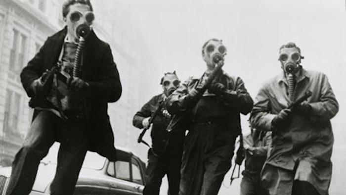 Dearden's heist film,  The League of Gentlemen