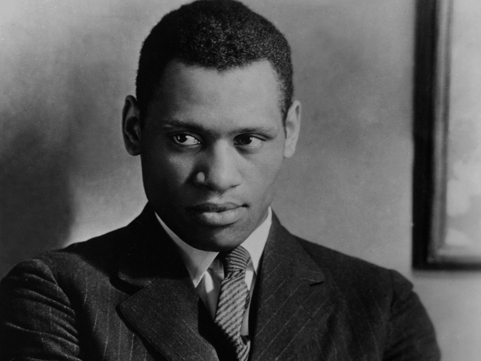 Oscar Micheaux, impresario of the race films that offered an alternative to Hollywood stereotypes