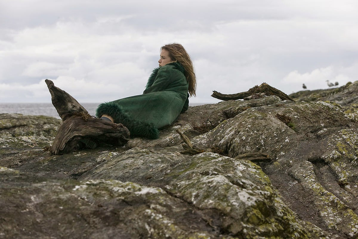 Ondine  comes from a tradition of Selkie stories, that revolve around the idea of seal-men and women