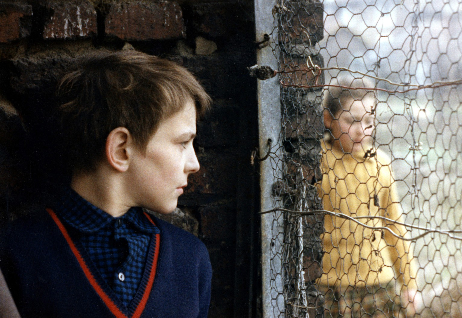 Pialat's first feature, Naked Childhood , is a story of difficult childhood much influenced by Truffaut