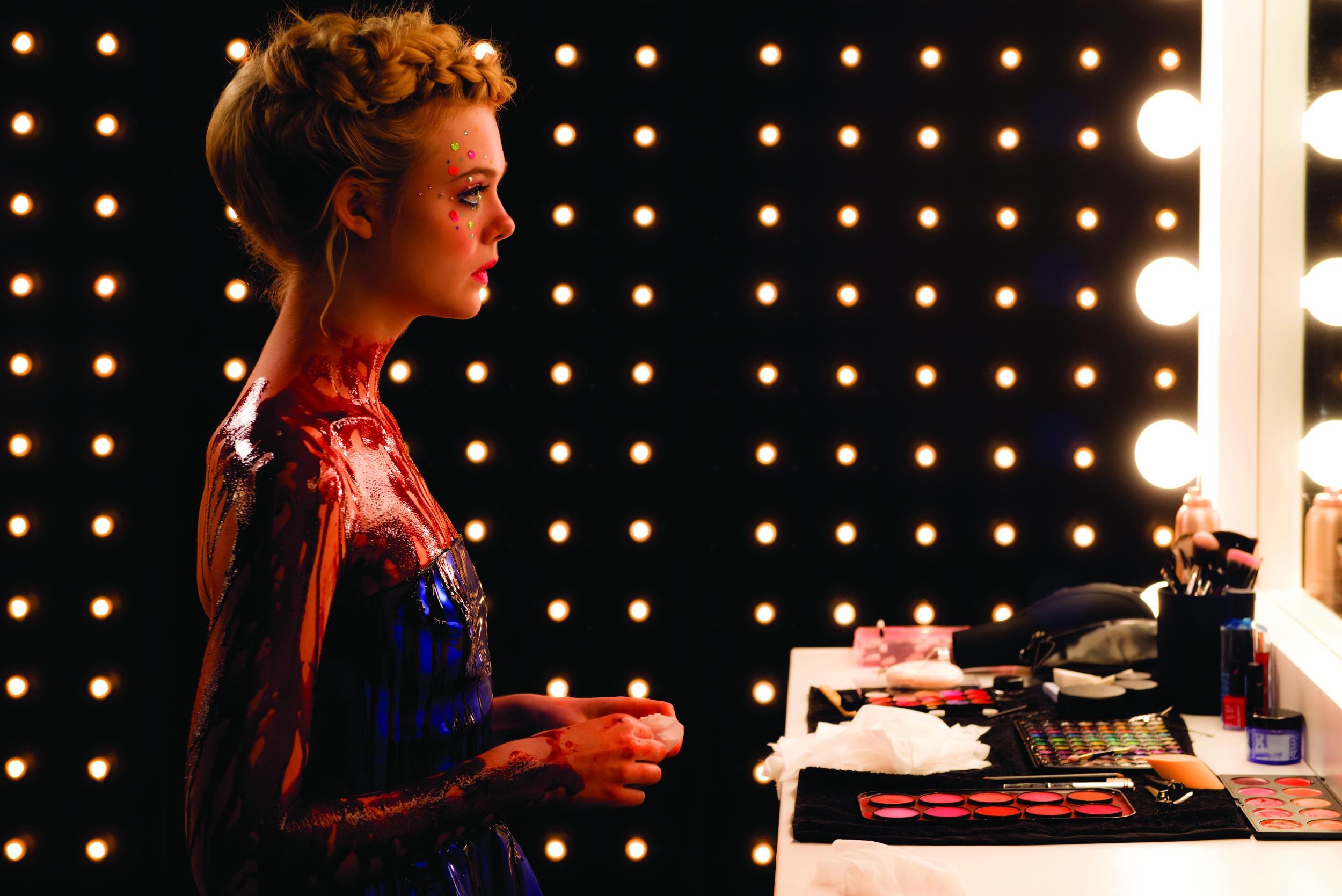 Elle Fanning plays Jesse in   The   Neon Demon.