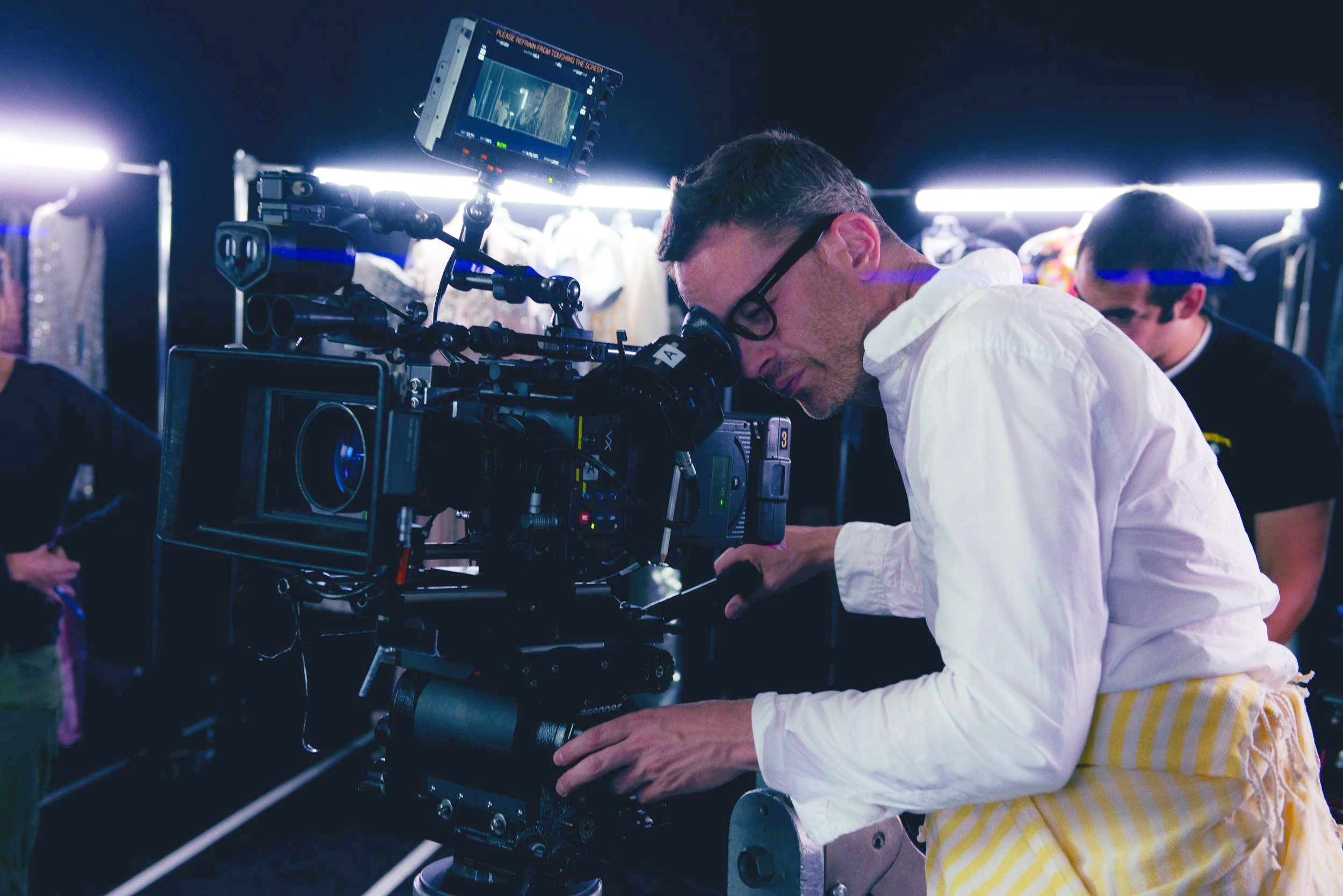 Director Nicolas Winding Refn.