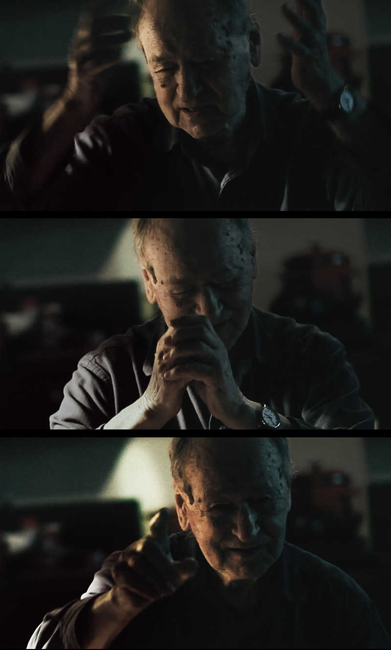 Jonas Mekas in  I Had Nowhere to Go , 2016, directed by Douglas Gordon. All images courtesy of Moneypenny Filmproduktion GmbH.