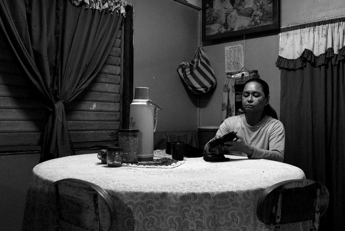 Lav Diaz's  The Woman Who Left