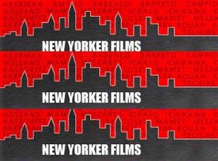 The New Yorker Films logo.