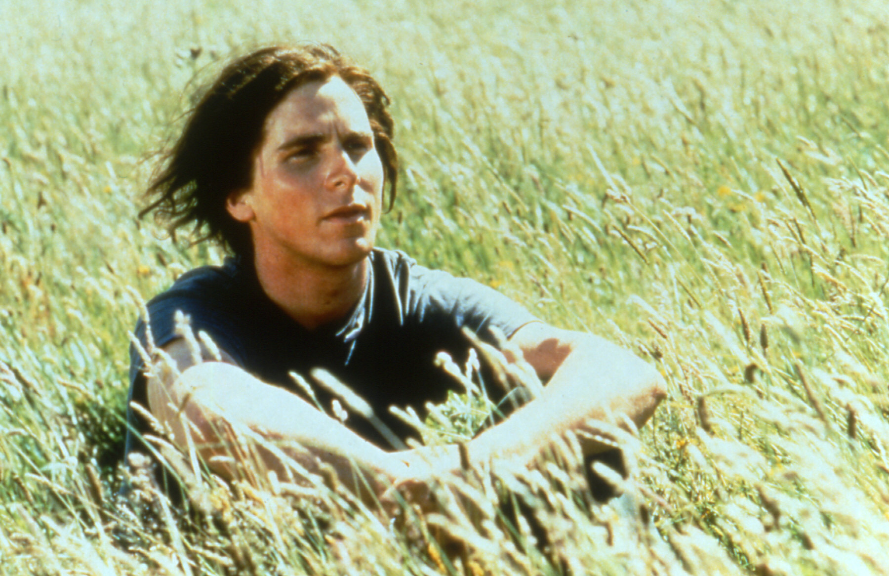 Christian Bale in  All the Little Animals.