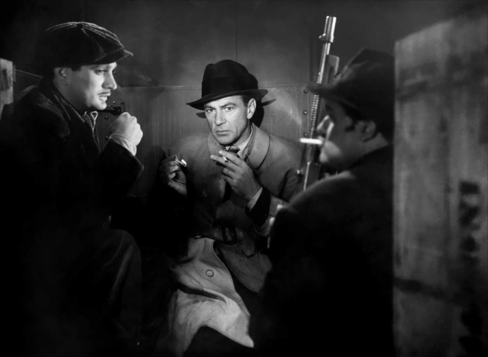 Cloak and Dagger  (1946).