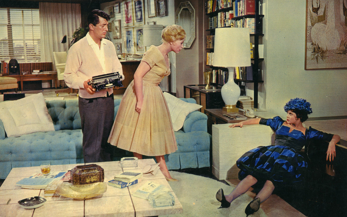 Struggling playwright Jeffrey Moss (Dean Martin) must choose between a life of drunken womanizing or the creative renewal promised by his 'fairy godmother' Melisande Scott, aka Ella Peterson (Judy Holliday).