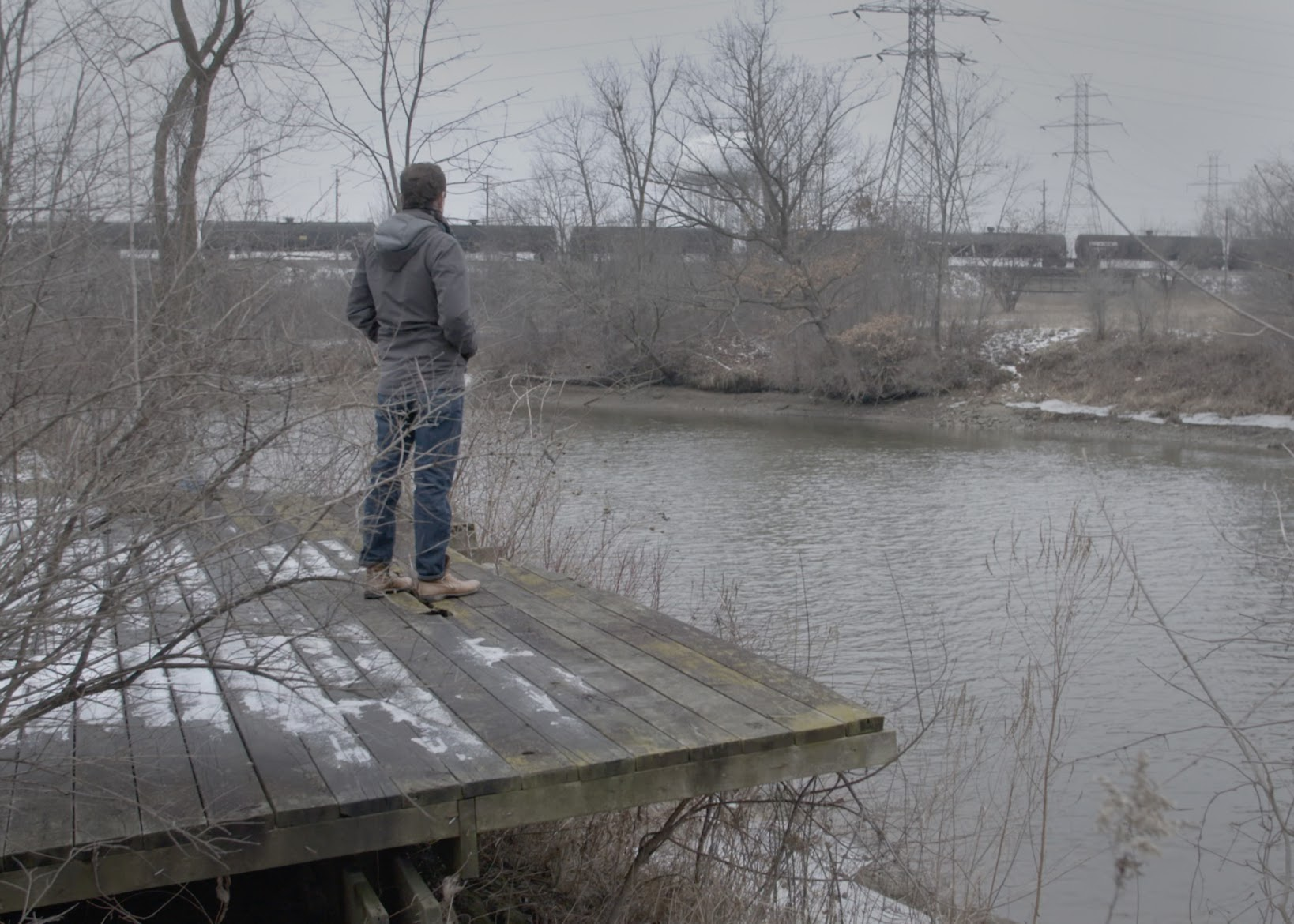 Cullen Hoback's documentary  What Lies Upstream  investigates the contamination of a local drinking water supply in West Virginia.