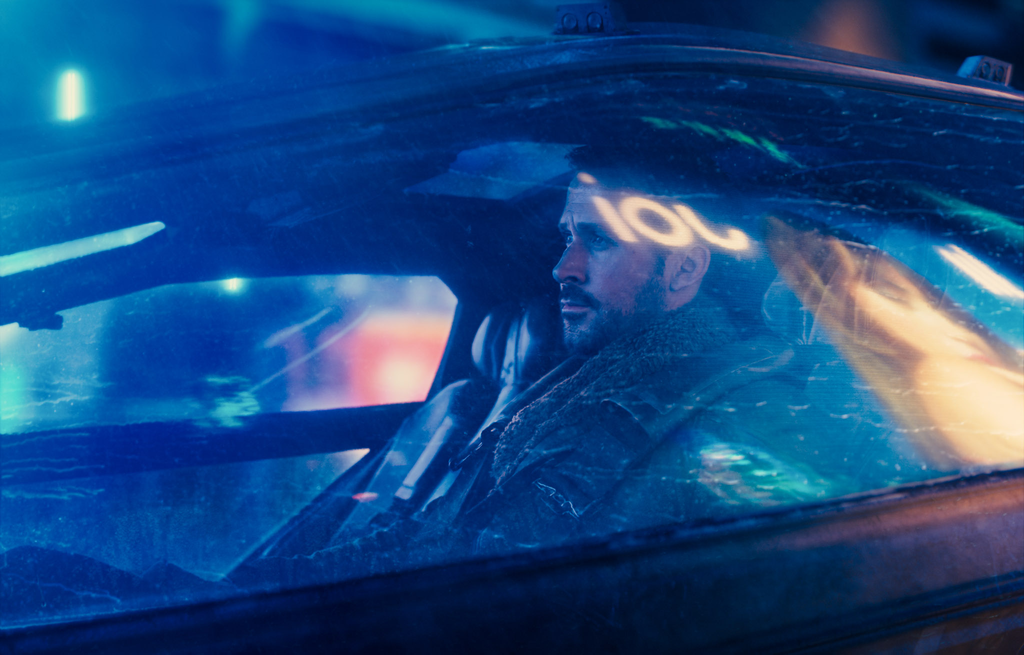 Ryan Gosling as K.