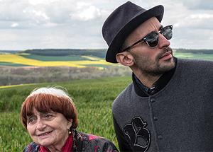 Agnès Varda and JR's  Faces Places