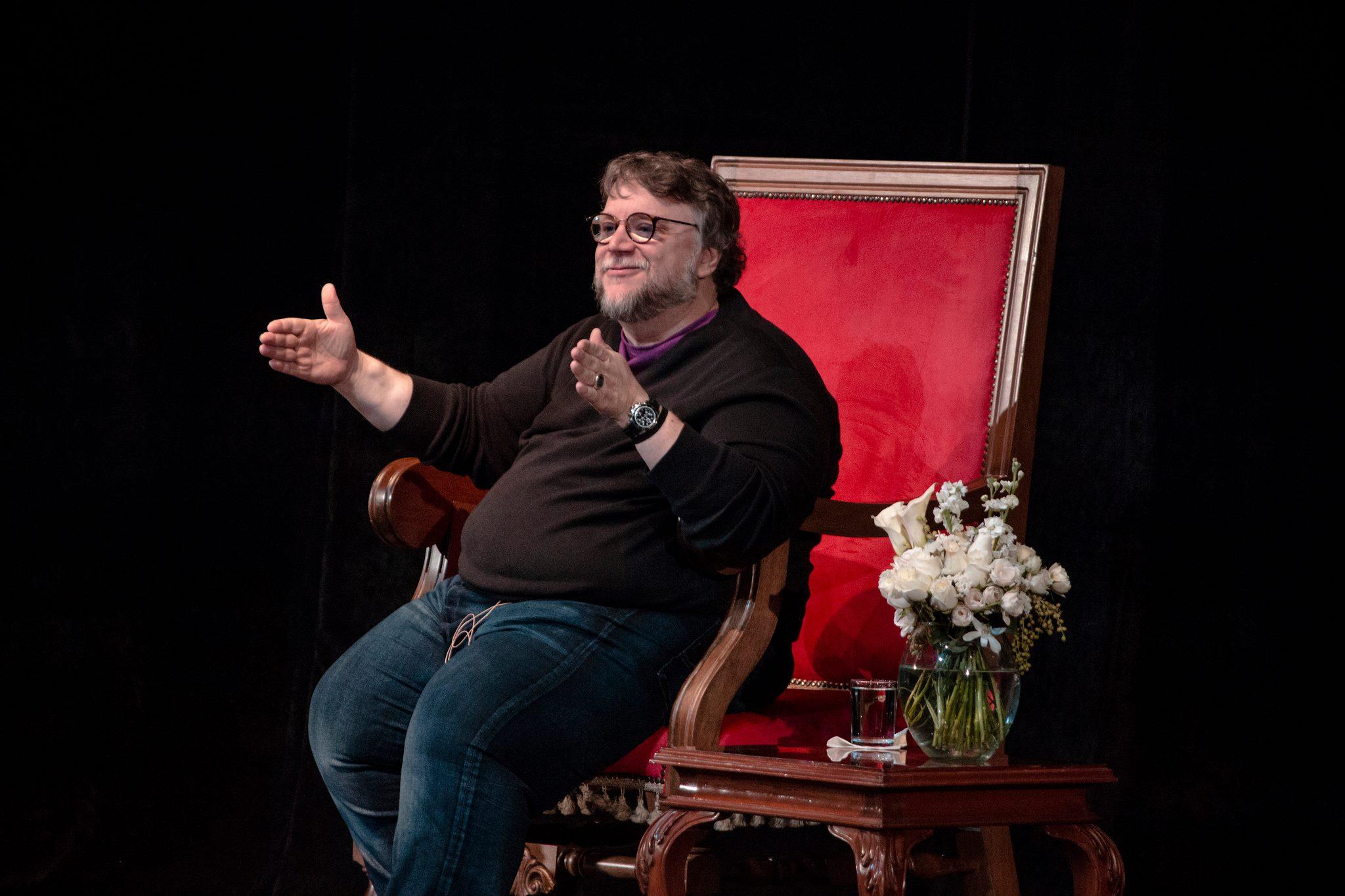 Guillermo del Toro reigns at FICG33.