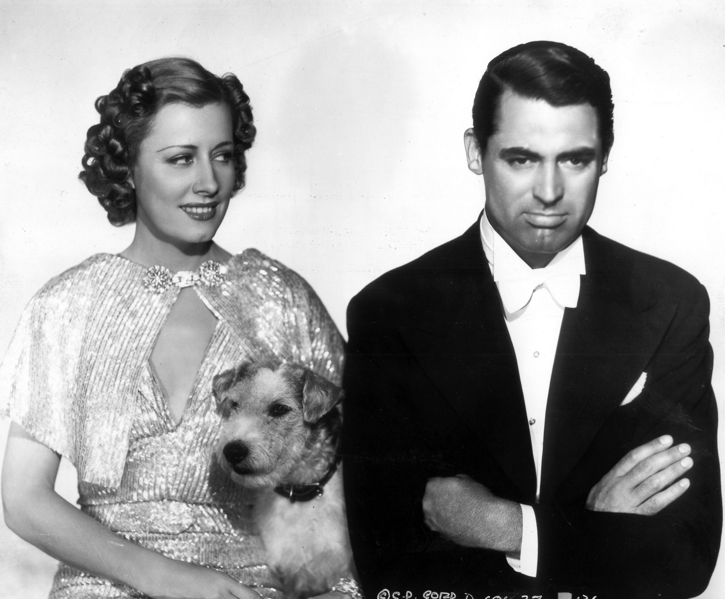 Irene Dunn and Cary Grant star in Leo McCarey's  The Awful Truth  (1937), one of the best of Hollywood's classic screwball comedies.