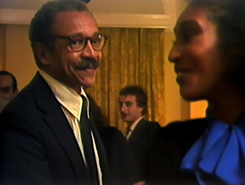 Bill Gunn makes a cameo appearance in  Personal Problems ( 1980).
