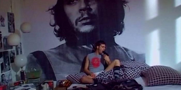 Che Guevara functions as a masturbatory tool in  The Raspberry Reich.