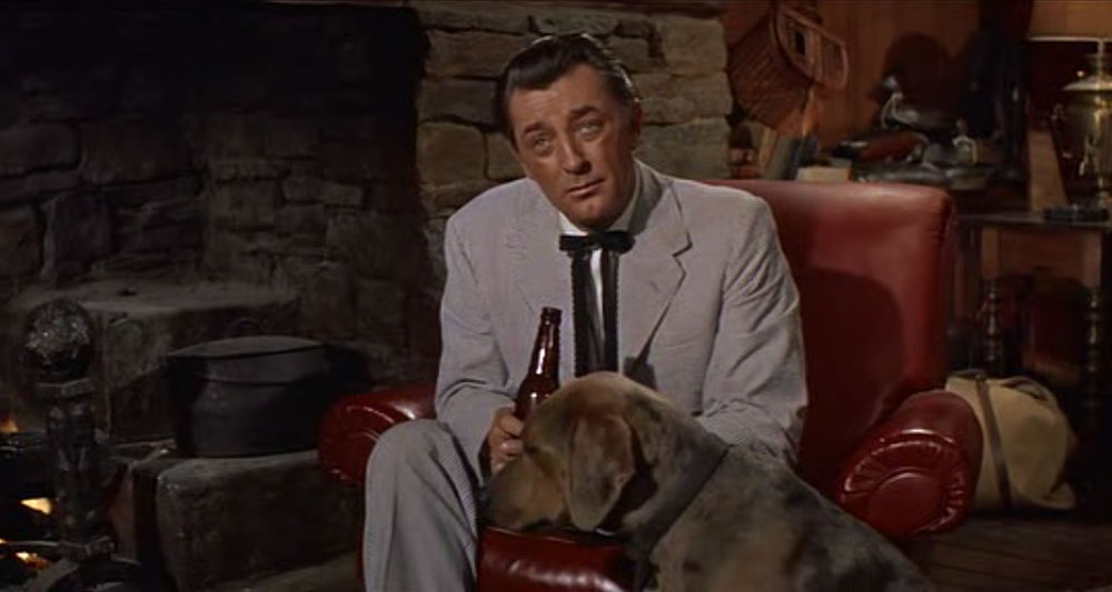 Robert Mitchum as the Texas patriarch Wade Hunnicutt.