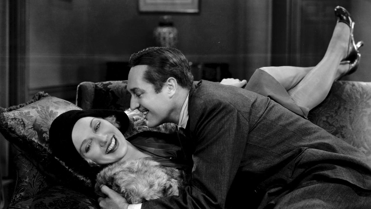 Edmund Lowe and Leila Hyams in McCarey's seldom seen  Part Time Wife  (1930).