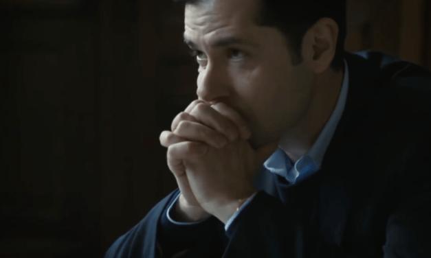 Bernard Verley as disgraced priest, Bernard Preynat, in François Ozon's By the Grace of God.
