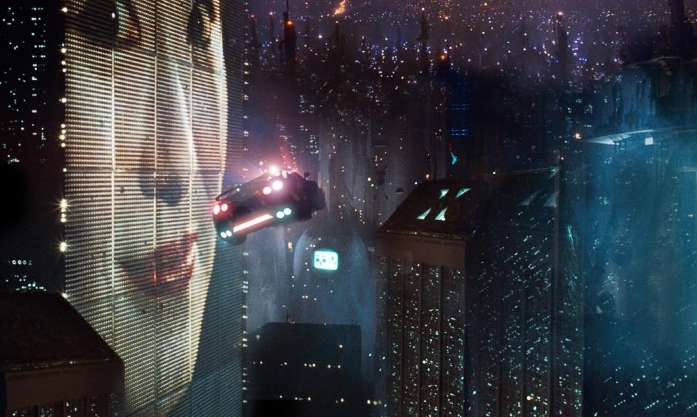 Fancher co-wrote the screenplay for  Blade Runner  (1982).