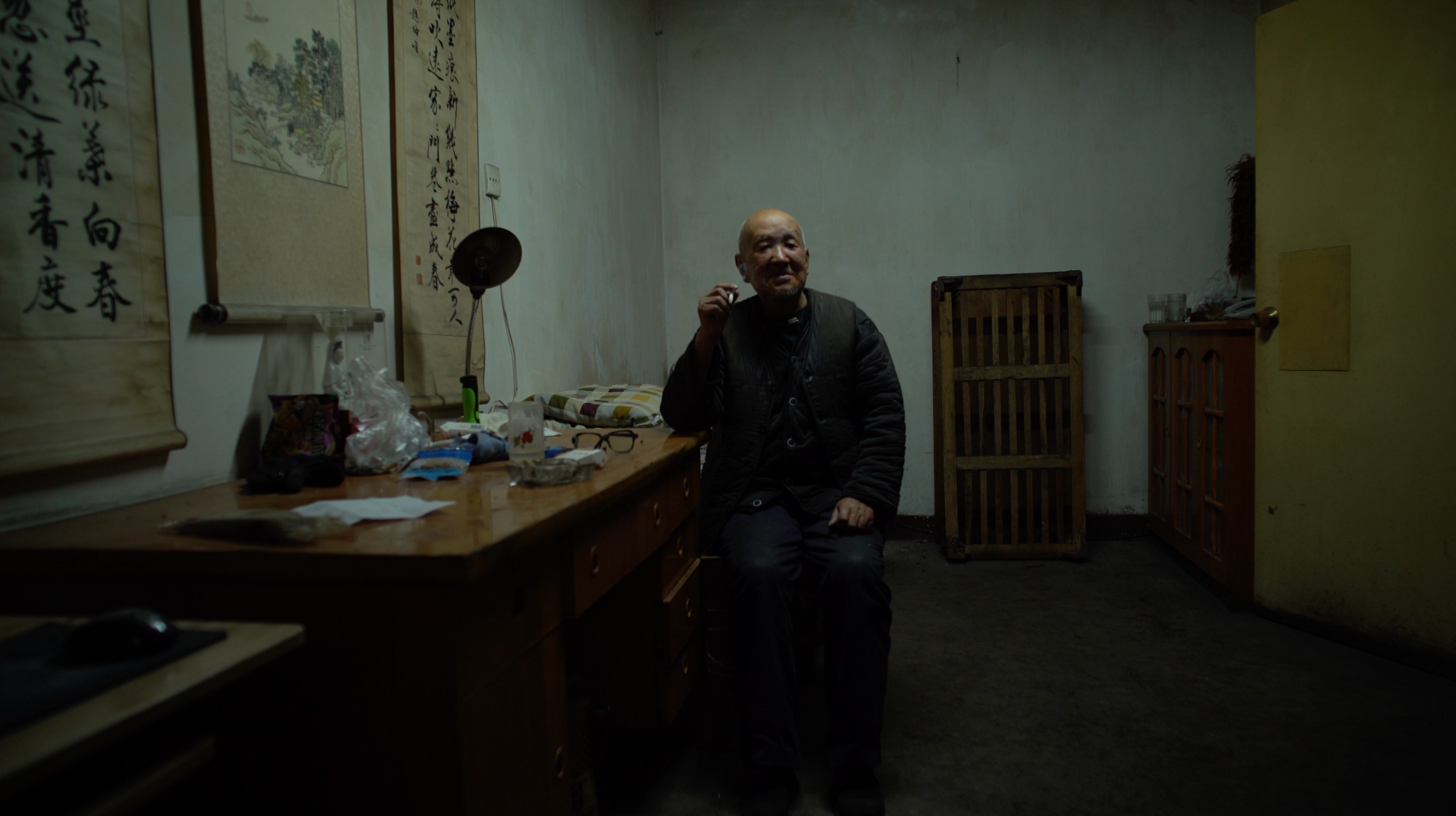 Wang Bing interviews survivors of the Jiabiangou re-education farm that operated from 1958–61.
