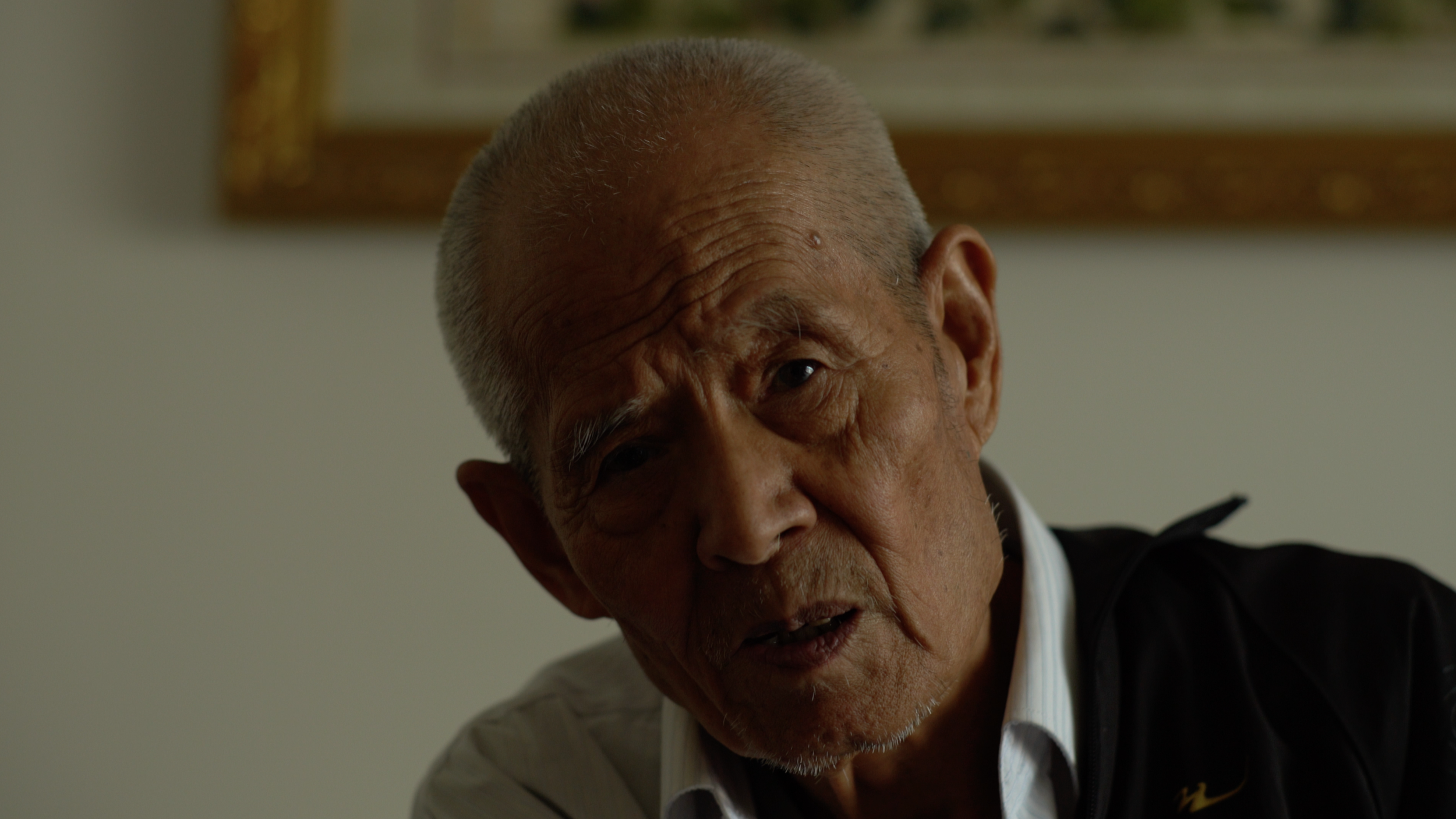 Chen Zonghai, 85 years-old.