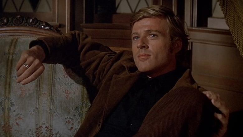 Robert Redford as Deputy Sheriff Cooper.